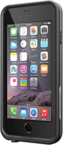 【日本正規代理店品・iPhone本体保証付】LIFEPROOF 防水防塵耐衝撃ケース fre iPhone6 Black 77-50356