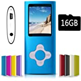 G.G.Martinsen Pink Versatile MP3/MP4 Player with a Micro SD Card, Support Photo Viewer, Mini USB Port 1.8 LCD, Digital MP3 Pl