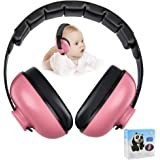 Baby Ear Protection Noise Cancelling Headphones for Kids Noise Reduction Hearing Protection Earmuffs for 0-3 Years Babies, To