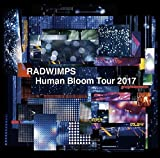 RADWIMPS LIVE ALBUM 「Human Bloom Tour 2017」(期間限定盤)(2CD)