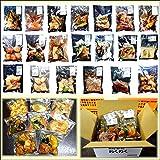 20種20食豪華特別厳選福袋(20種20食 合計3kg)