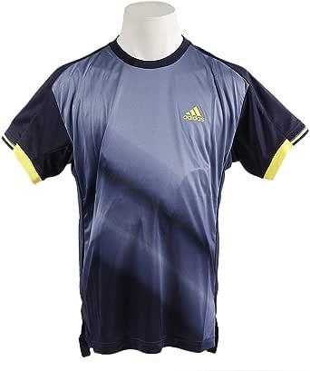 [アディダス] テニスウェア RULE#9 コートグラフィック Tシャツ EYW18 [メンズ]