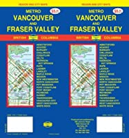 Metro Vancouver and Fraser Valley BC [並行輸入品]