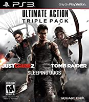 Ultimate Action Triple Pack (輸入版:北米) - PS3