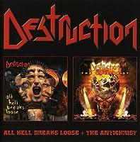All Hell Breaks Loose Antichrist