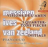 Visions De L'amen/Three Quarte