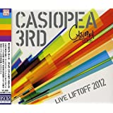 CASIOPEA 3rd/LIVE  LIFTOFF 2012 -LIVE CD- (Blu-spec CD2 (2枚組)+DVD)