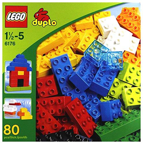 レゴ (LEGO) デュプロ 基本ブロック (XL) 6176の詳細を見る