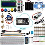 OSOYOO(オソヨー) ESP8266ではじめるNodeMCU IoT MQTT プログラミング 学習キット 実験キット 初心者演習用電子パーツセット (NodeMCU IoT)
