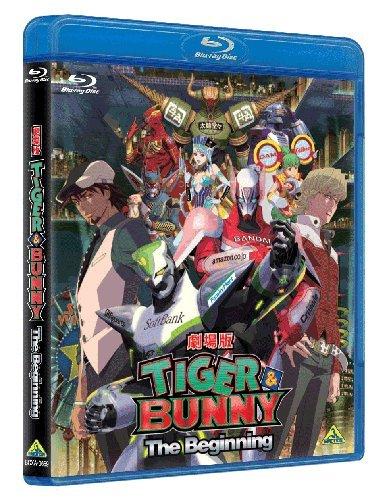 劇場版 TIGER & BUNNY -The Beginning- [Blu-ray]