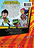 TEEN TITANS GO: COUCH CRUSADERS SEASON 1 - PART 2