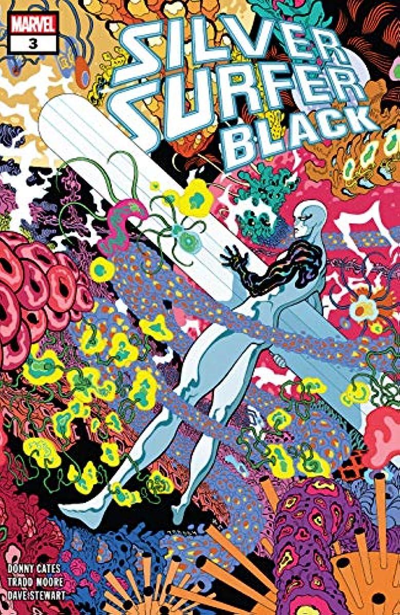 ジョイントレベル評決Silver Surfer: Black (2019-) #3 (of 5) (English Edition)