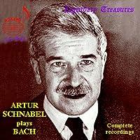 Artur Schnabel Plays Bach