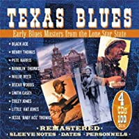 Texas Blues: Early Blues...