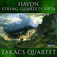 Haydn: String Quartets Op.74 by Takacs Quartet (2011-11-08)