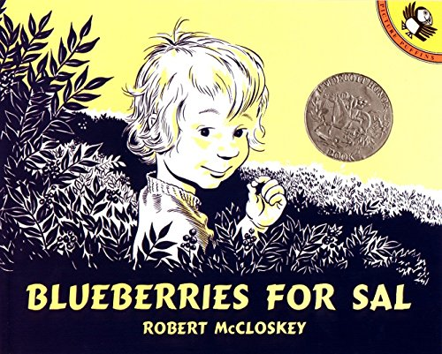 Blueberries for Sal (Picture Puffins)の詳細を見る