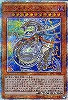 遊戯王カード アークネメシス・プロートス(20th シークレットレア) ETERNITY CODE(ETCO)   エターニティ・コード 効果モンスター 闇属性 幻竜族 20th シク