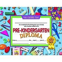 Flipside pre-kindergarten卒業証書