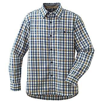 (モンベル)mont-bell WIC.ライト シングルポケット ロングスリーブシャツ Men's 1104945 IND インディゴ L