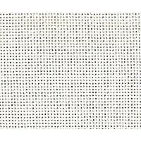 Olympus こぎん刺し用布(NO.1100 コングレス) 反物 90cm巾×5m 白