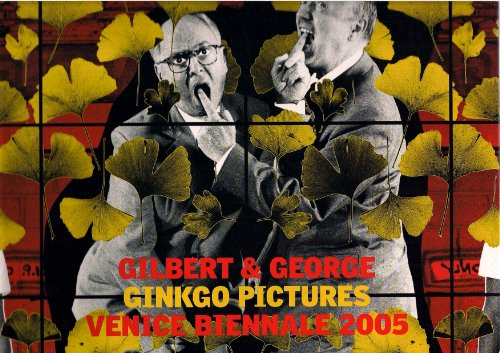 Gilbert and George Ginkgo Pictures