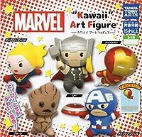 ◆◆◆ () マーベル MARVEL Kawaii Art Figure カワイイ アート フィギュア (全5種セット)