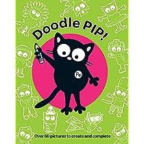 My Cat Pip: Doodle Pip