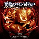 Live - From Chaos To Eternity (2CD) 画像