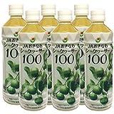 JAおきなわ シークヮ―サー100 果汁100% 500mlx6本セット