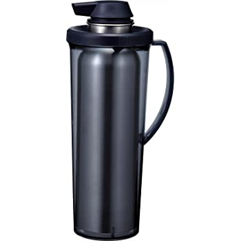 岩崎 冷水筒 スマートクーリングジャグ 1.2L ネイビーブルー I-2600NB