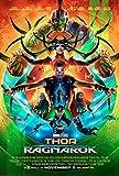 マイティ・ソー バトルロイヤル Thor: Ragnarok シルク調生地 ファブリック アート キャンバス ポスター 6 約60×90cm マイティー ソー [並行輸入品]