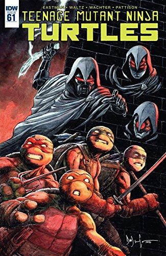 Download Teenage Mutant Ninja Turtles #61 (English Edition) B01JK1ZQQC