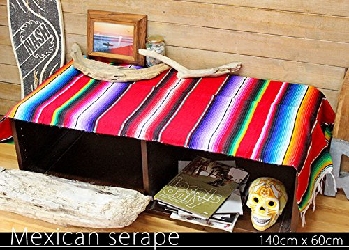 RUG&PIECE Mexican Serape made in mexcico ネイティブ メキシカン サラペ メキシコ製