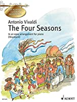 The Four Seasons, Op. 8: Simple Arrangement for Piano (Get to Know Classical Masterpi)