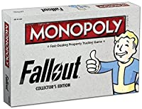 Monopoly: Fallout Collector's Edition Board Game [並行輸入品]