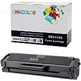 Linkcolor Compatible Toner Cartridge Replacement for Dell 1160 331-7335 YK1PM HF44N HF442 Used in Dell B1160 Dell B1160w Dell