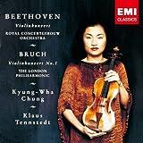 ベートーヴェン、ブルッフ:ヴァイオリン協奏曲 画像