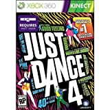 Xbox360 Just Dance 4 アジア版