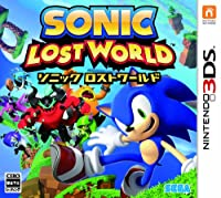 ソニック ロストワールド - 3DS