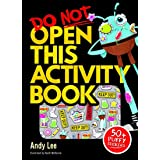Do Not Open This Activity Book with Puffy Stickers