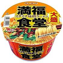 ニュータッチ 満福食堂 スタミナ味噌ラーメン 133g