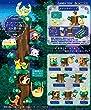 あつめて!かさねて!ポケモンの森2流れ星の夜 フルコンプ 8個入 食玩・ガム (ポケモン)