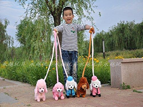 電子ペットの犬の子供たちの子供たちのおもちゃロシア音楽のぬいぐるみ犬たくさんのユニークな対話型のロボット玩具の赤ちゃんノベルティ特別な動物
