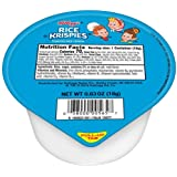 Kellogg's Rice Krispies, Breakfast Cereal in a Cup, Fat-Free, Bulk Size, 96 Count (Pack of 96, 0.63 oz Cups)