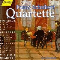 Schubert: String Quartets D703, D46 & D353 (2000-05-03)