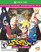 Naruto Shippuden Ultimate Ninja Storm 4 Road to Boruto(輸入版:北米)