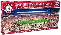 MasterPieces NCAA Alabama Crimson Tide Stadium Panoramic Jigsaw Puzzle, 1000-Piece by MasterPieces