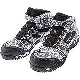 ミズノワーキング 安全靴 作業靴 限定カラー 10 ホワイト×シルバー×ブラック 26.0cm C1GA160210