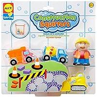 ALEX Toys Rub a Dub Construction Squirters [並行輸入品]