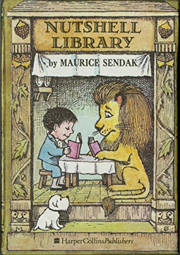 Nutshell Library (Caldecott Collection)の詳細を見る
